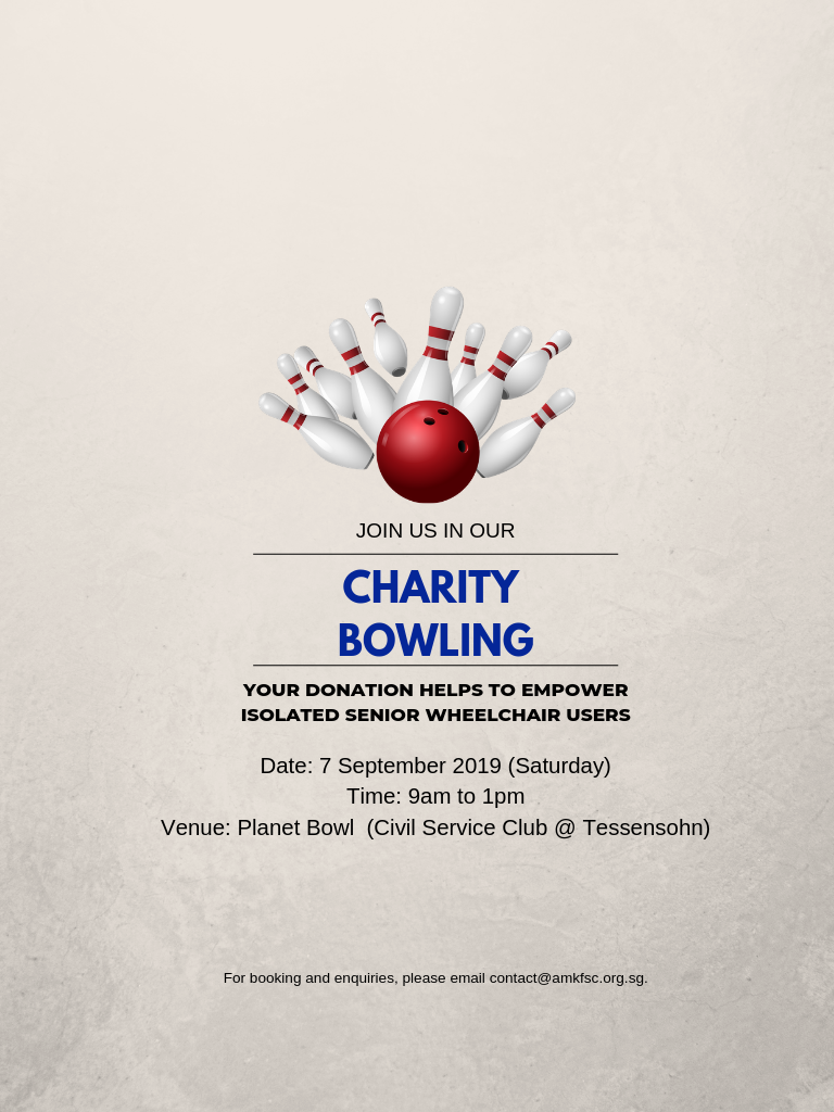 Charity Bowling 2019