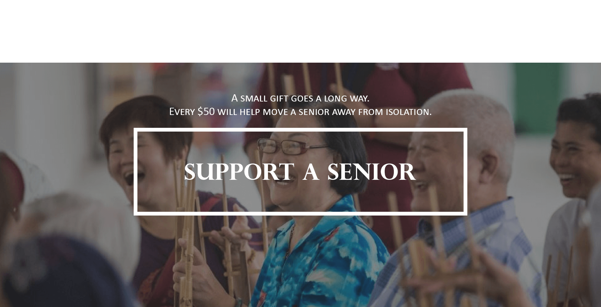 Support a Senior