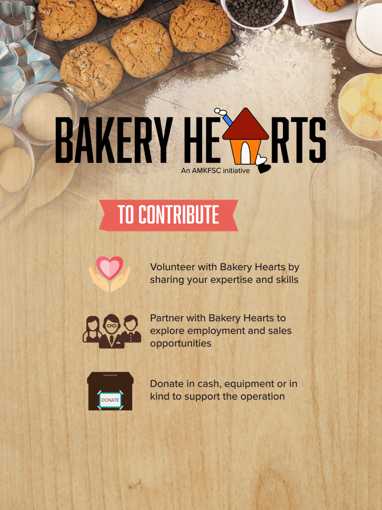 Bakery Hearts
