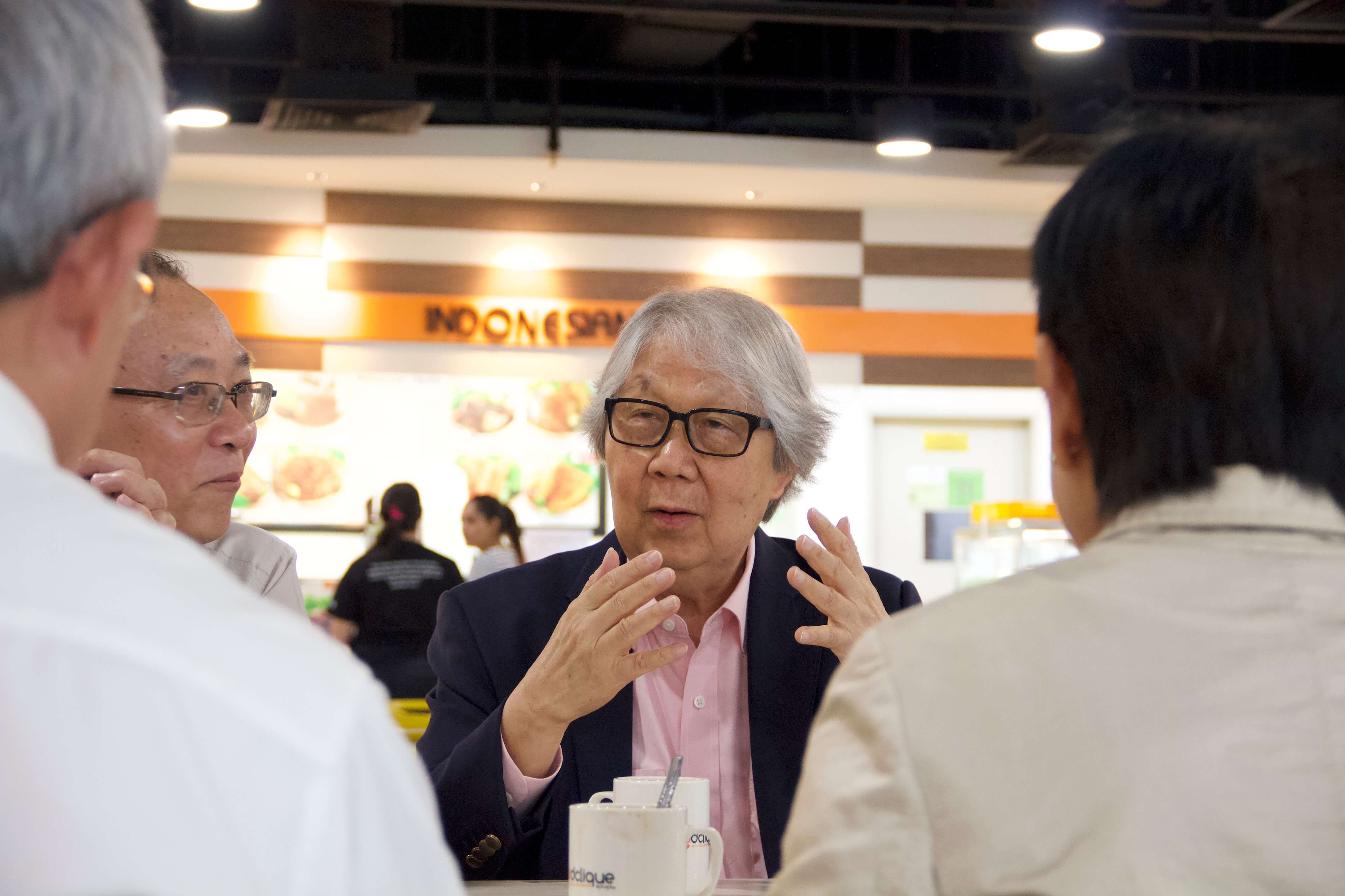 The SPARK Series - Influence by Prof Tommy Koh 2019