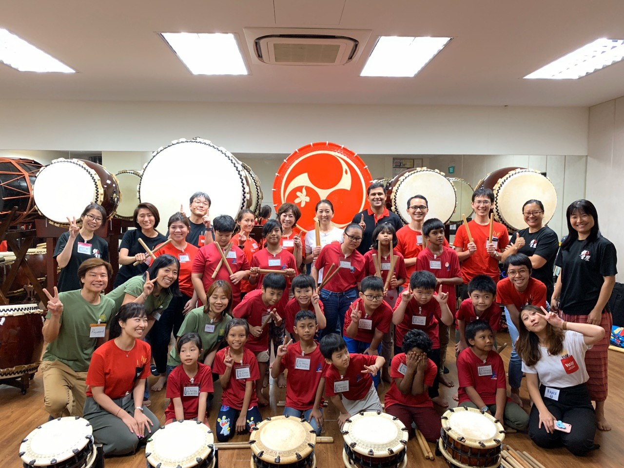 Drumming into the hearts of children with Glico