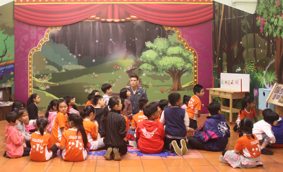 BASIC Student Care Centre (Cheng San) goes on a fairytale excursion