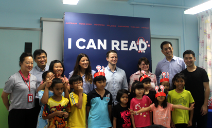 I Can Read with JOY Party