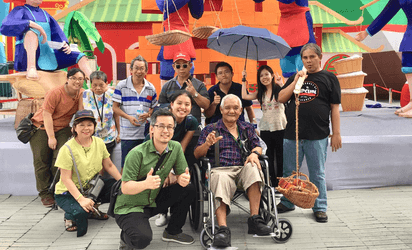 MindCare celebrates Lunar New Year at River Hongbao 2019