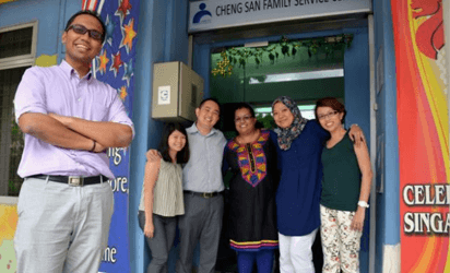 Head of AMKFSC's Cheng San branch: I'm not a superhero (The New Paper)