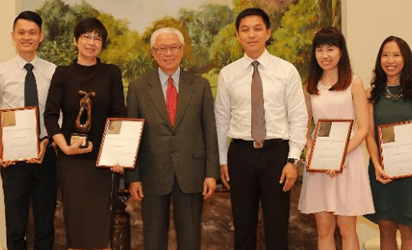 4 social workers awarded top honours (CNA)