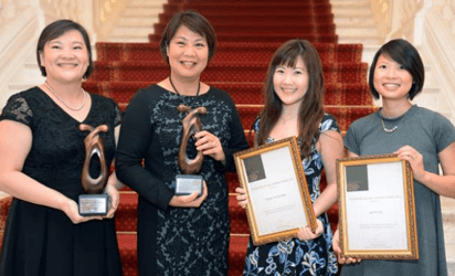 Four winners who make a difference to the lives they touch (Straits Times)